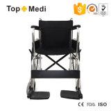 Topmedi 개화 치료 수동 알루미늄 휠체어 Taw809
