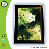 Magnetic Open Posters Frame Slim Acrylique LED Light Box