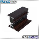 Раздел деревянного зерна алюминиевый/деревянный цвет, деревянная поверхность, деревянная отделка