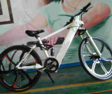 Mg-Gebirgselektrisches Fahrrad mit versteckter Rahmen-Batterie