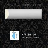 PU-Decken-Dekor-Polyurethan-Gesims, das Hn-86100 formt