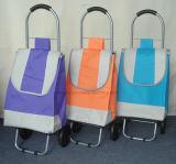 Chariot personnalisé de main de logos détachable et lavable