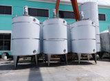 食糧衛生二重層のステンレス鋼タンク