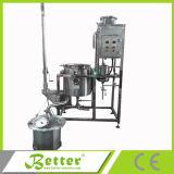 Equipo del extractor del petróleo esencial del acero inoxidable
