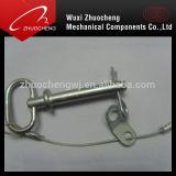 ステンレス鋼はすべてクイックリリースロックピンをタイプする