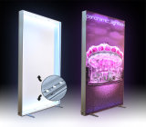 ショッピングモール広告のためのFramelessファブリックLEDライトボックス
