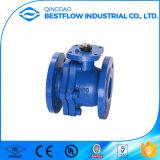valvola a sfera economica dell'acciaio inossidabile di 2-PC CF8m per il trattamento delle acque
