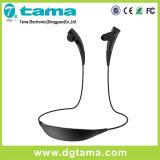 Lado sem fio do dobro do fone de ouvido do esporte da em-Orelha para o jogo MP3 móvel