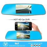 зеркало Rearview DVR автомобиля 5inch Xy-9065D