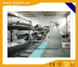 Equipamento fluidized-bed do revestimento do pó de Atparts com qualidade de confiança