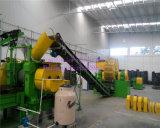 Línea de goma del polvo de la garantía de la alta calidad para el reciclaje usado de los neumáticos