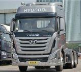 ヒュンダイ410 HP 6X4のトラクターのトラック