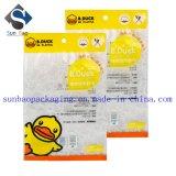 製造業者の習慣によって印刷される合成のヘッドカード袋