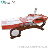 S-Sharped Heating Therapy Jade Massage Bed