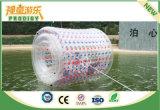 El juego del agua juega la bola inflable transparente de Zorb del agua para la venta