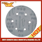 """5 """"Abrasive Sanding Disc Velcro Backing"""