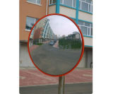 Широкоформатное акриловое гибкое выпуклое круглое зеркало