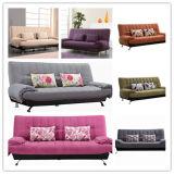 أريكة الأثاث: اثنان مطوية النسيج أريكة سرير (2139)