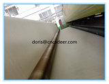 Geotêxtil não tecido da fibra de grampo