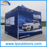 marco de aluminio de la venta caliente de los 3X4.5m que hace publicidad de la tienda plegable del Gazebo