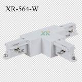 2017 주문 로고 T 모양 가로장 합동 궤도 빛 연결관 (XR-564)