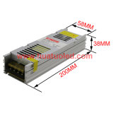 24V-150W alimentazione elettrica non impermeabile sottile di tensione costante LED