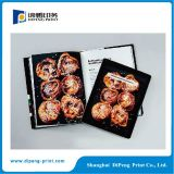Impressão A4 A5 Hardcover Cooking Book