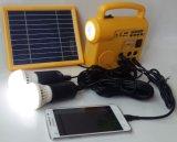 Солнечная многофункциональная осветительная установка