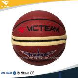 Уникально официальный размер 7 баскетбола PU диаметра размера