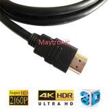 19+1 cable de 1080P HDMI con Ethernet, 3D, 4k
