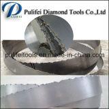 Лезвие ленточнопильного станка диаманта для мраморный сляба гранита вырезывания