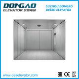Ascenseur de marchandises avec l'acier inoxydable Ds-02 de délié