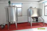 Tank van het Roestvrij staal van de hoge snelheid de Scherende de Machines van het Voedsel