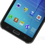 Hete Nieuwe Producten Goophone J7 5.5 Netwerk die van de dubbel-Kern van de Telefoon Mtk6572 van de Camera van de Erkenning van de Vingerafdruk van de Duim het Gezichts Slimme 3G Mobiele Telefoon klonen