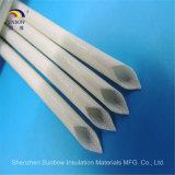 ファイバーガラスの袖の電気絶縁体の袖によってニスをかけられるシリコーン樹脂ケーブルのスリーブを付けること