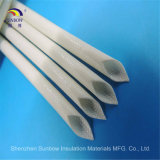 De Met een laag bedekte Glasvezel van het silicone Rubber Sleeving 7kv