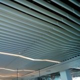 Schöne kundenspezifische Metalldecke für Innenarchitektur
