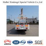 24-26m Dongfeng空気のPlatromのトラッククレーン