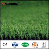 緑の住宅の庭の偽造品の草を美化する紫外線抵抗