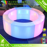 Remoto Color Club Nocturno KTV Plastic Glow LED Bar Contador