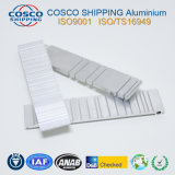 Sgs-anerkannter Aluminium-/Aluminiumstrangpresßling mit der CNC maschinellen Bearbeitung u. Oberflächenbehandlung