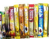 PET Kunststoffgehäuse-Beutel für Schokoladen-Stock