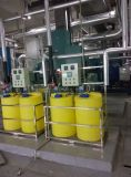 Depuradora de dosificación química del sistema
