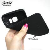 Caja híbrida del teléfono de la pintura de la relevación de Shs 3D para Samsung G530