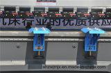 Frein synchrone servo duel électrohydraulique de presse de commande numérique par ordinateur de We67k 125t/3200