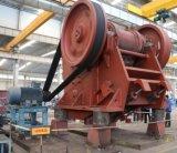 Trituradora de quijada de la roca PE700X500 para la producción agregada (C0705)