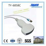 O USB datilografa o varredor do ultra-som na promoção