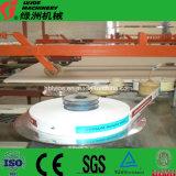 Alta tecnología para la máquina de la producción de la tarjeta de yeso