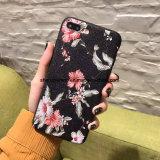 Черные чернь TPU/iPhone 6s/6s аргументы за сотового телефона плюс, 7/7plus