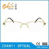 Blocco per grafici di titanio di vetro ottici del monocolo di Eyewear di alta qualità (8409)